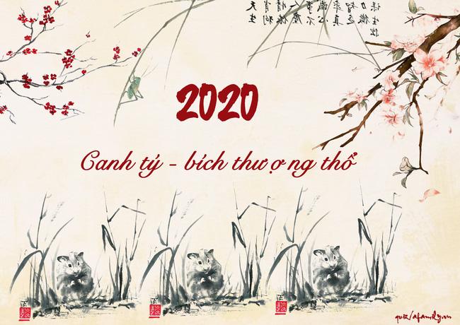Vận thế phúc họa của 12 con giáp trong năm Canh Tý 2020 - Bích Thượng Thổ: Ai gặp nhiều may mắn, ai phải trải qua chông gai? - Hình 1