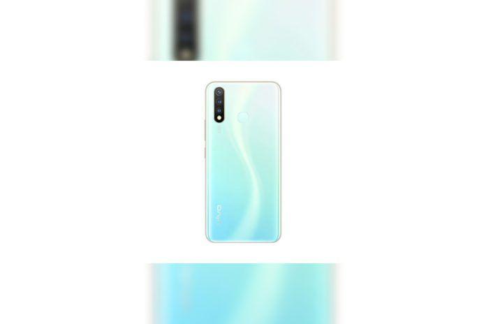 Vivo Z5i lộ diện: Chip Snapdragon 675, RAM 8GB, giá 6.6 triệu - Hình 2