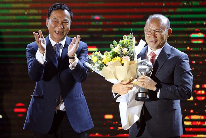 Xuất sắc nhất Đông Nam Á, thầy Park nhớ đến ông trùm Hàn Quốc đầu tiên - Hình 1