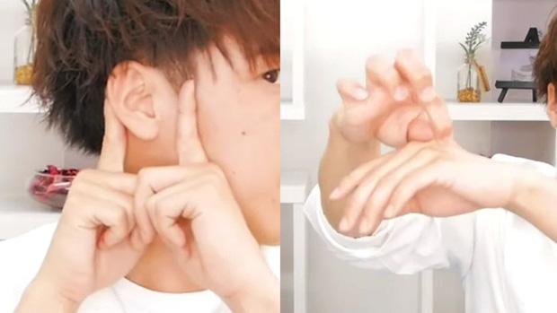 Học theo phương pháp massage của người Nhật để khuôn mặt thon gọn, da dẻ mịn màng - Hình 1