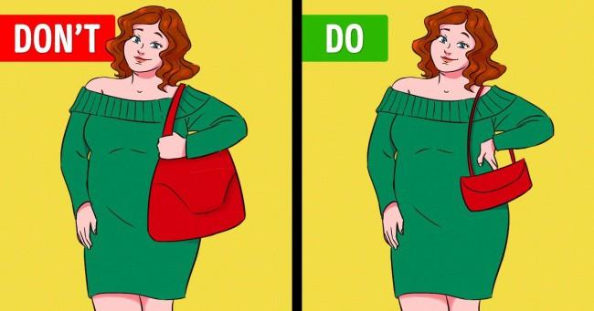 Là phụ nữ đẹp, hãy ghi nhớ những mẹo chọn túi xách phù hợp với vóc dáng này - Hình 1