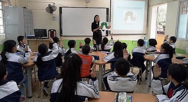 Khi nào Bộ GD&ĐT công bố sách giáo khoa tiếng Anh? - Hình 1