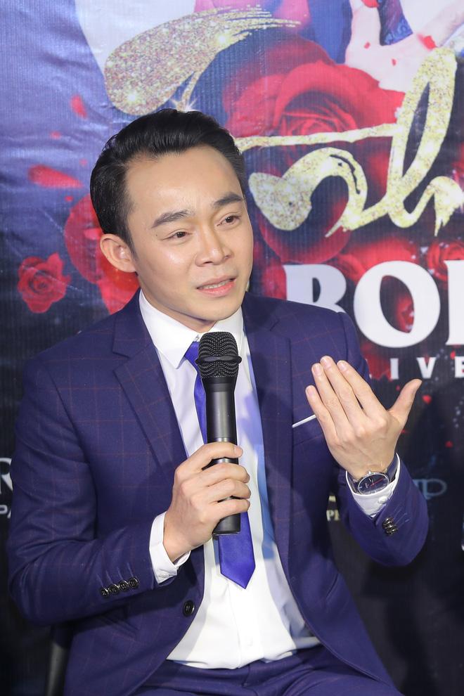 Danh ca Chế Linh lên tiếng về thông tin con trai Chế Phong và Thanh Thanh Hiền ly hôn - Hình 1