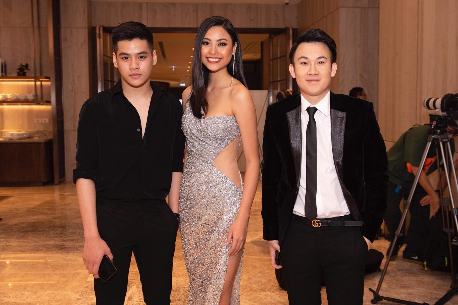 Mid Nguyễn, Đào Hà 'chặt chém' tại họp báo Hoa hậu Doanh nhân Việt Nam Quốc tế 2020 - Hình 13