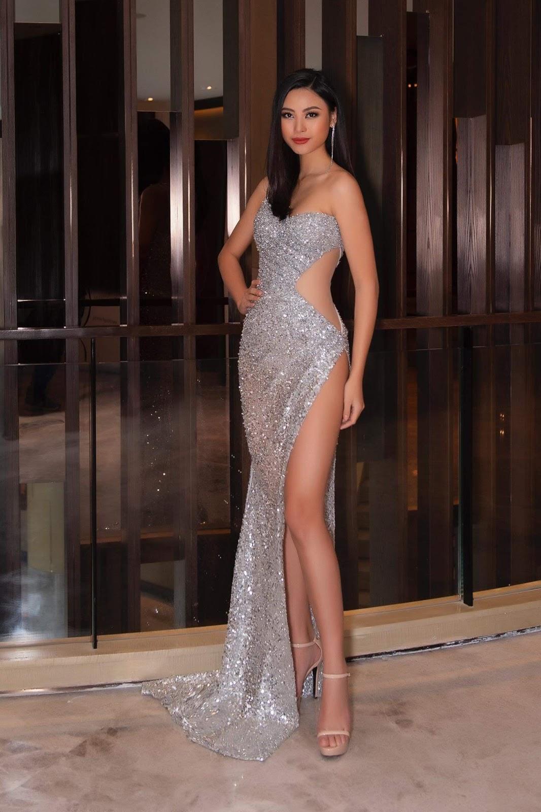 Mid Nguyễn, Đào Hà 'chặt chém' tại họp báo Hoa hậu Doanh nhân Việt Nam Quốc tế 2020 - Hình 6