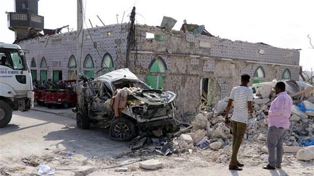 Somali tiêu diệt 5 tay súng Al-Shabaab trong vụ tấn công khách sạn - Hình 1