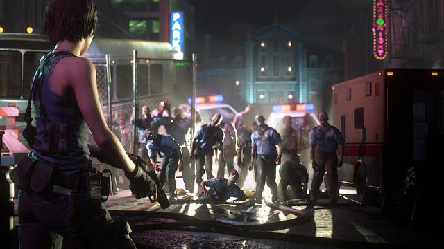 Sởn da gà với trailer đầu tiên của Resident 3 Remake, huyền thoại đã trở lại rồi - Hình 1