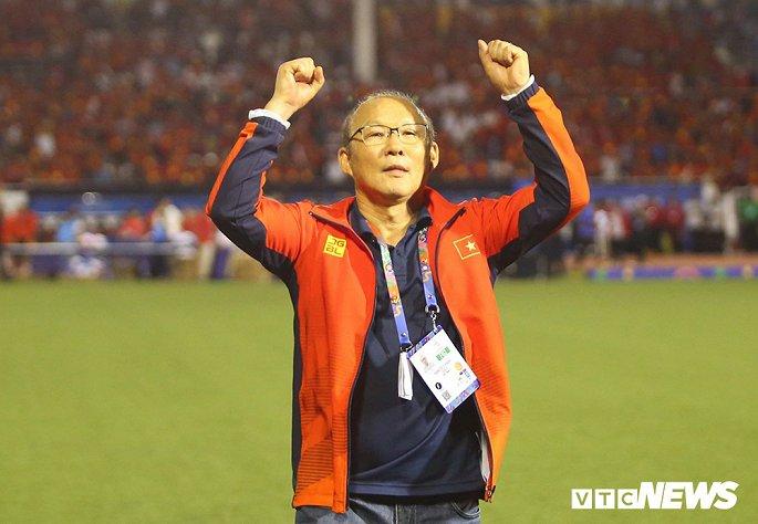 Vì sao HLV Park Hang-seo từ chối nhận HCV SEA Games 30? - Hình 1