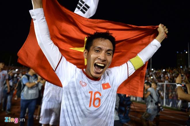 4 cầu thủ Việt Nam vào đội hình tiêu biểu SEA Games 30 - Hình 1