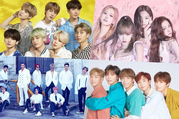 Cập nhật danh sách chứng nhận bạch kim từ Gaon: BTS, BlackPink, Super Junior, Nuest được gọi tên - Hình 1