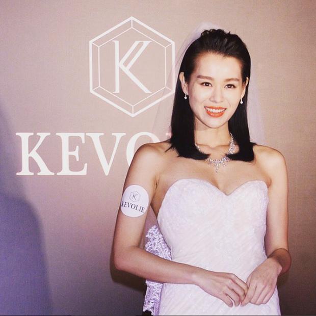 Á hậu Hong Kong Hồ Hạnh Nhi: Tuổi 40 ngày càng xinh đẹp và viên mãn - Hình 1