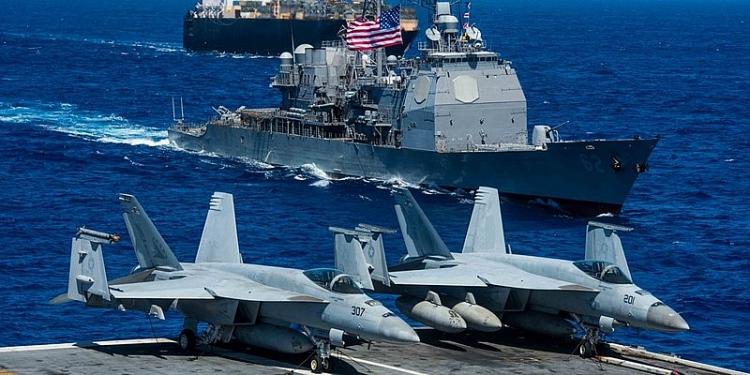 Hải quân nước nào đang thống trị các đại dương? - Hình 1