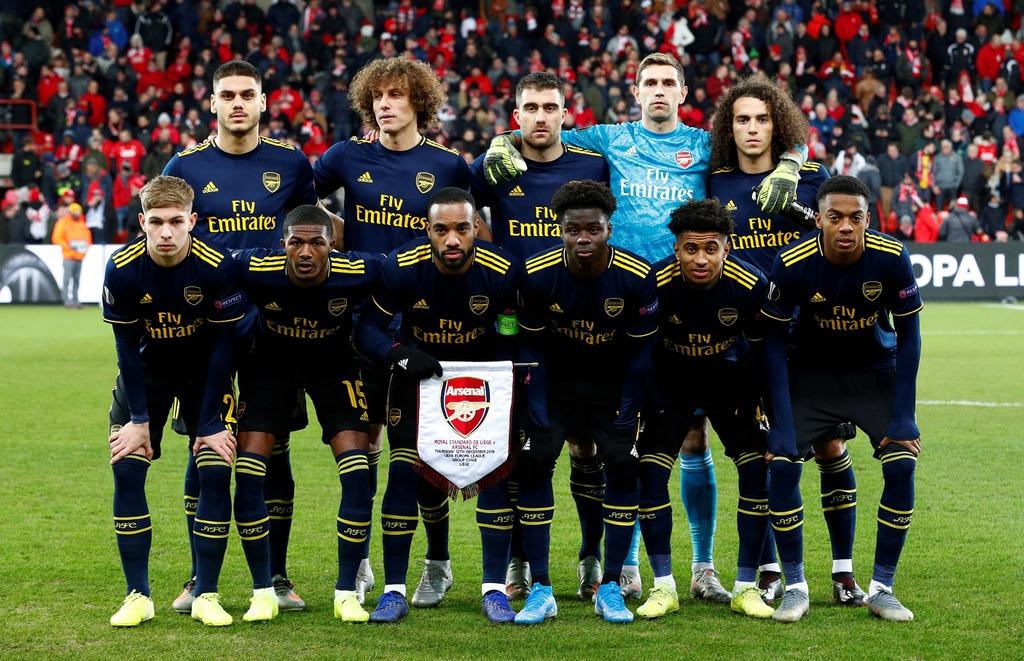 Ngược dòng trong 2 phút, Arsenal vượt qua vòng bảng Europa League - Hình 1