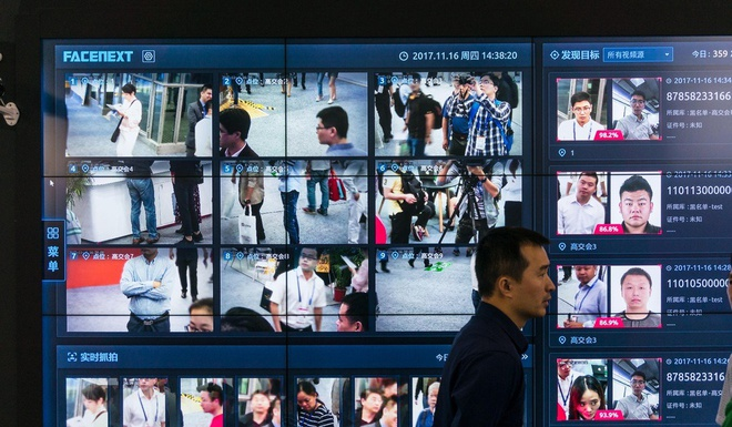 Người Trung Quốc sợ rò rỉ thông tin nhận dạng khuôn mặt - Hình 1