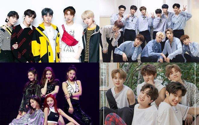 Top 10 album bán chạy nhất của tân binh KPop 2019: Đàn em BTS không phải nhóm dẫn đầu - Hình 1