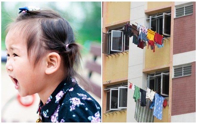 Chồng ném vợ người Việt qua cửa sổ, con gái 5 tuổi nhanh trí cứu mạng mẹ nhờ hành động này - Hình 1