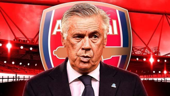 Cực nóng: HLV Ancelotti có mặt ở London, ký hợp đồng với Arsenal trong 24 giờ - Hình 1
