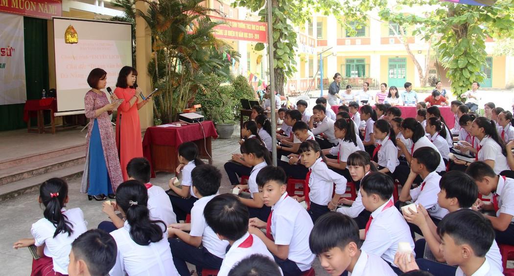 Giải pháp triển khai chương trình giáo dục phổ thông mới của Đà Nẵng ra sao? - Hình 1