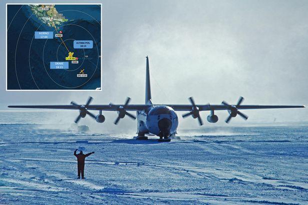 Giọng nói bí ẩn từ máy bay quân sự Chile chở 38 người rơi - Hình 1