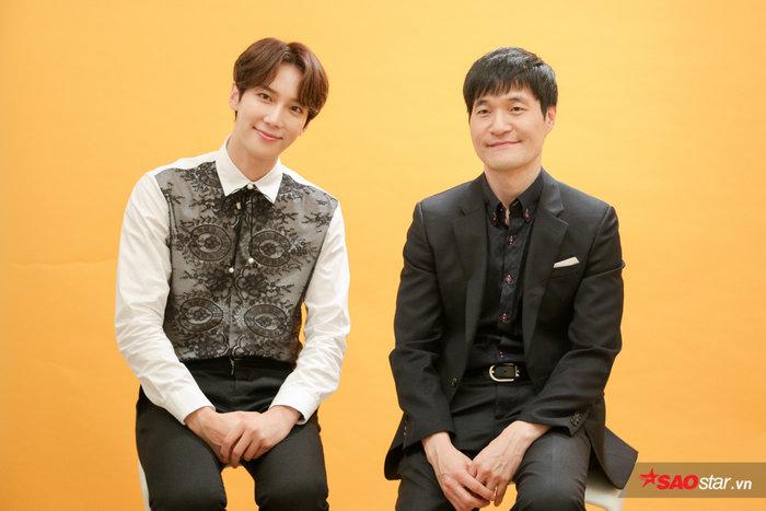 Park Jung Min muốn hẹn hò với phụ nữ Việt Nam, dự tái xuất cùng SS501 - Hình 1
