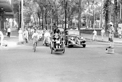 Sài Gòn 1950 qua ống kính phóng viên Mỹ - Hình 1