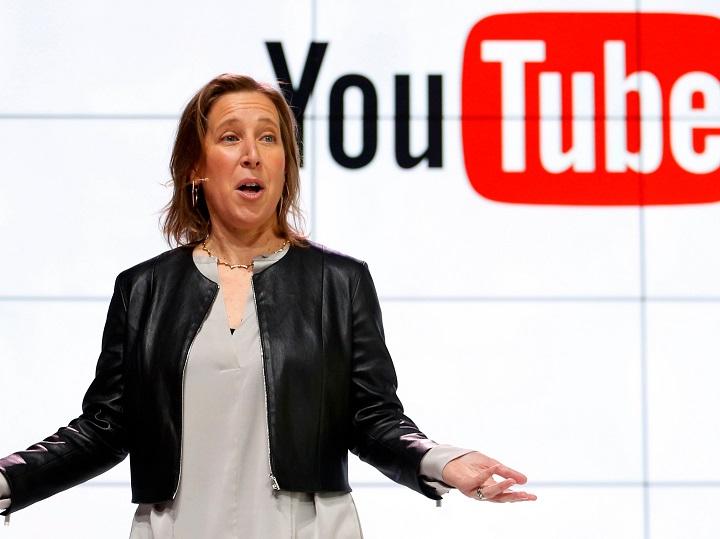 Sự nghiệp của bà trùm YouTube, người từng cho Google thuê ga-ra làm trụ sở, nhân viên thứ 16 của Google - Hình 1