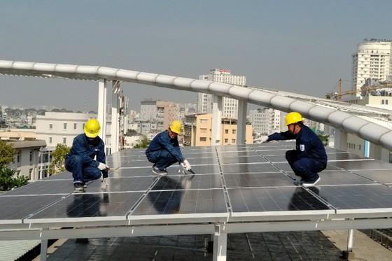 Tặng hệ thống điện năng lượng mặt trời cho Nhà Thiếu nhi TPHCM - Hình 1