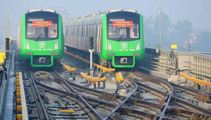 Thủ tướng: Chưa xác định thời gian hoàn thành dự án đường sắt Cát Linh - Hà Đông - Hình 1