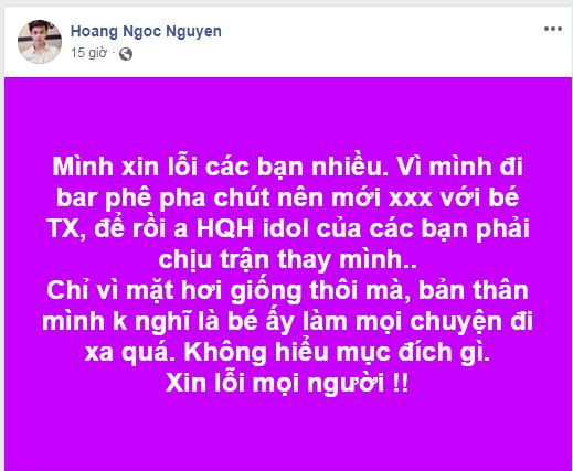 Tình tiết mới vụ Hồ Quang Hiếu cưỡng dâm hot girl, nam thanh niên sinh đôi tố nữ chính câu like để sống ảo - Hình 1