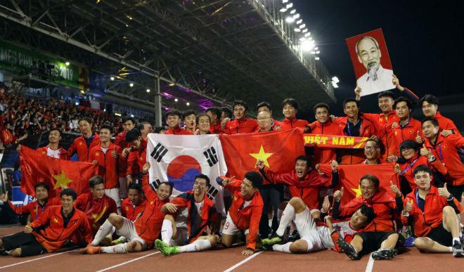 U22 Việt Nam sang Hàn Quốc tập huấn: Hừng hực chờ tái lập kì tích U23 châu Á - Hình 1