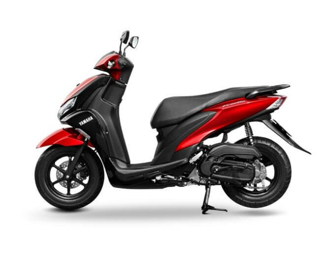 Ngắm 2020 Yamaha FreeGo vừa ra mắt, so kè Honda Air Blade - Hình 1