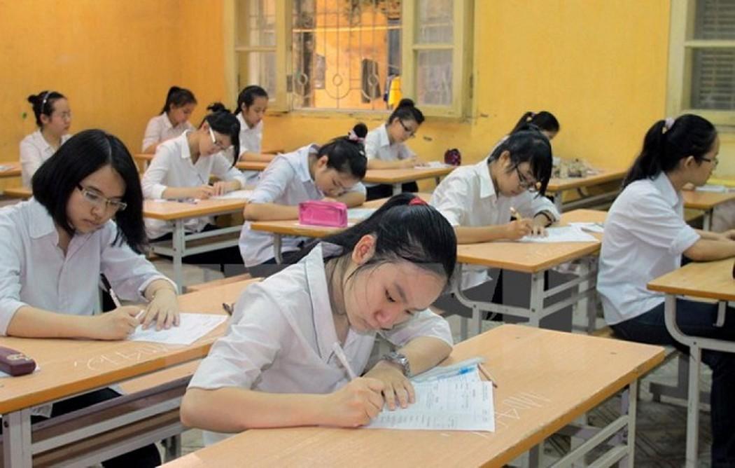 Nhiều giáo viên, học sinh vẫn ngán đề kiểm tra học kỳ của Sở - Hình 1