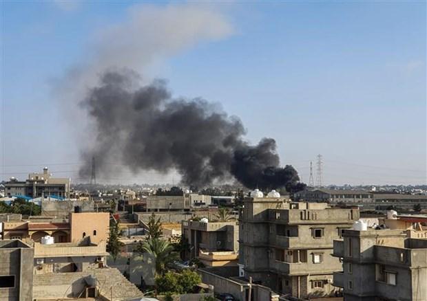 Quân đội miền Đông Libya tấn công căn cứ không quân Misurata - Hình 1