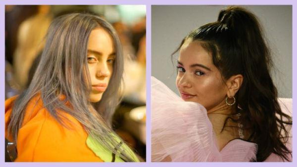 Rosalía nhá hàng màn kết hợp với Billie Eilish trong năm 2020 - Hình 1
