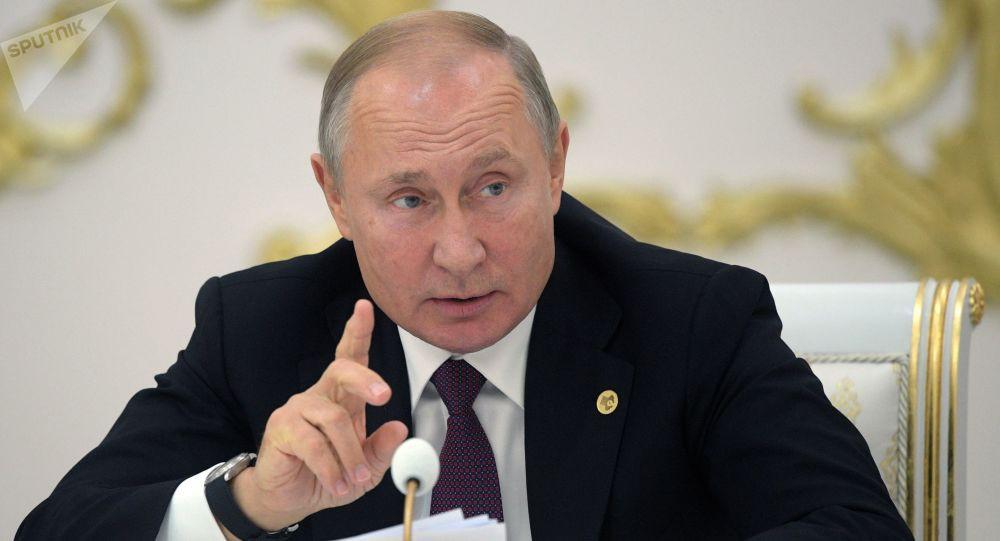 Tổng thống Putin bất ngờ tiết lộ sự kiện quan trọng nhất của Nga năm 2020 - Hình 1