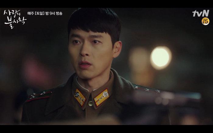 Hạ cánh nơi anh tập 2: Son Ye Jin bị quân đội bắt giữ, Hyun Bin vội nhận vơ là vợ sắp cưới - Hình 1