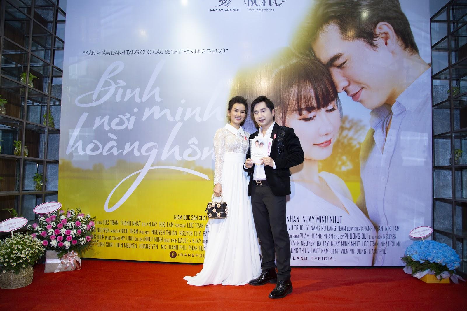 Thông điệp đẹp từ nhà sản xuất Nàng Pơ Lang Film và đạo diễn Trần Thế Nhân dành tặng cho bệnh nhân ung thư - Hình 1