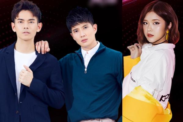AMEE, Suni Hạ Linh kết hợp cùng các ca sĩ đình đám của Malaysia tại WebTVAsia Awards 2019 - Hình 1