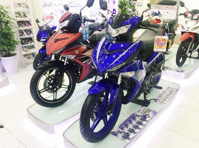 Bảng giá Yamaha Exciter tháng 12/2019, nhiều phiên bản giảm mạnh - Hình 1