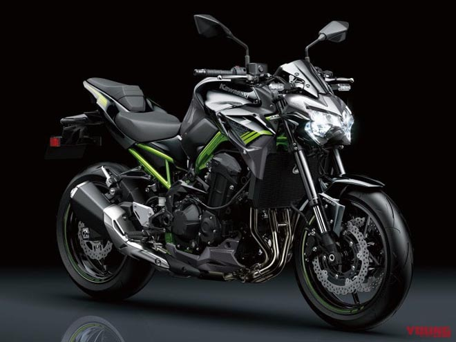 Bộ đôi Z900 và Vulcan S mới sẽ là siêu phẩm mở màn năm 2020 của Kawasaki - Hình 1