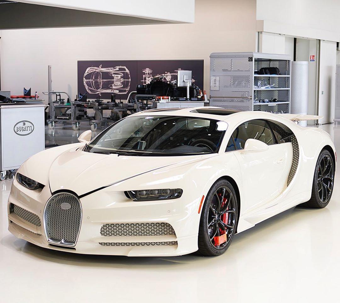 Bugatti Chiron cực độc, được độ bởi thương hiệu xa xỉ Hermes - Hình 1