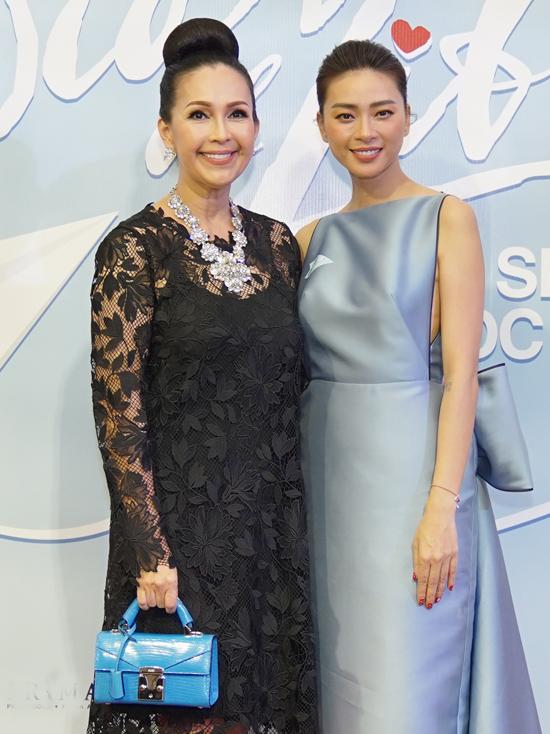 Dàn sao dự tiệc từ thiện của Ngô Thanh Vân - Hình 5