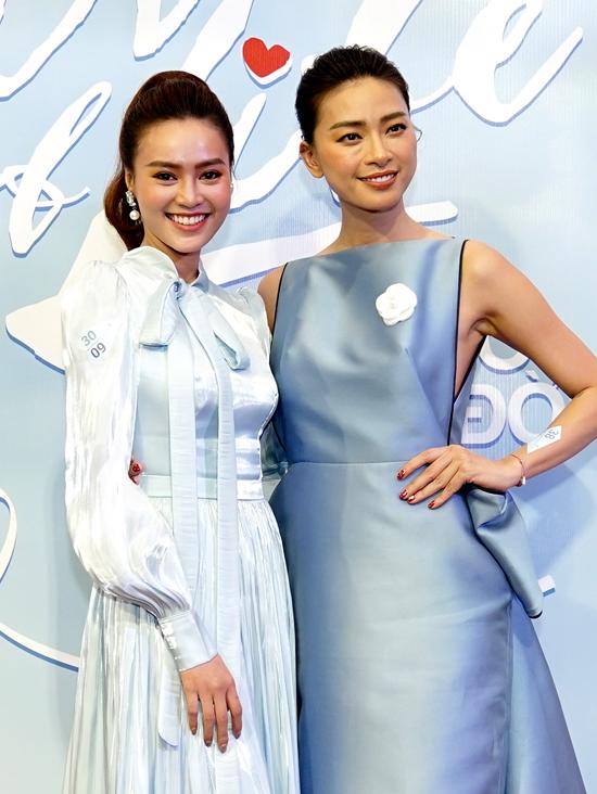 Dàn sao dự tiệc từ thiện của Ngô Thanh Vân - Hình 4