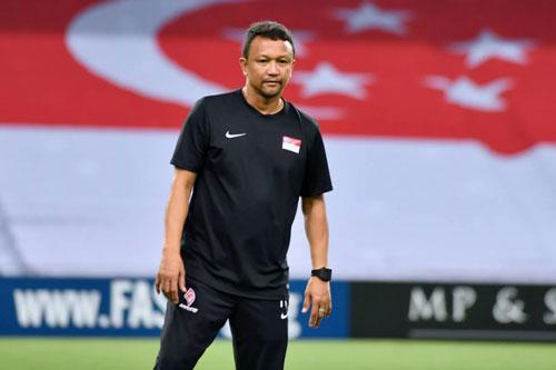 Đội nhà thua te tua, HLV U22 Singapore vẫn dọa dẫm U22 Việt Nam - Hình 1