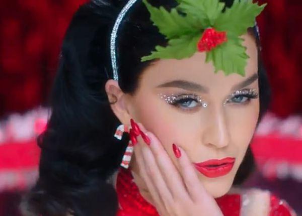 Katy Perry quay trở lại trong tháng Mười Hai, chiêu đãi fan bằng nhạc Giáng sinh sớm - Hình 1