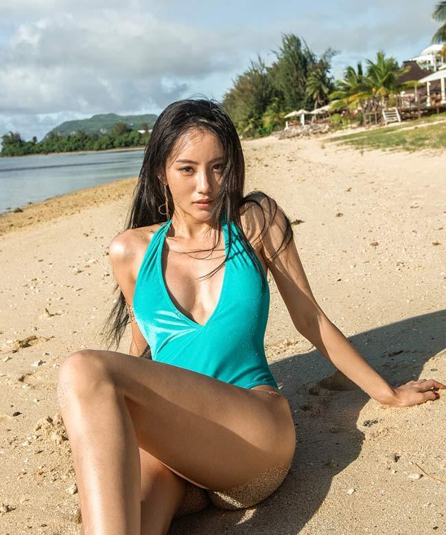 Mỹ nữ chơi trống gợi cảm nhất Châu Á từng là người mẫu 18 - Hình 10