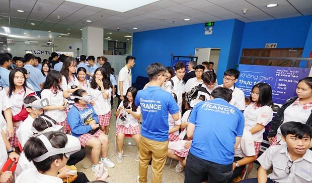 Ngày hình ảnh kỹ thuật số và khát vọng dẫn đầu của Đại học Hoa Sen - Hình 1