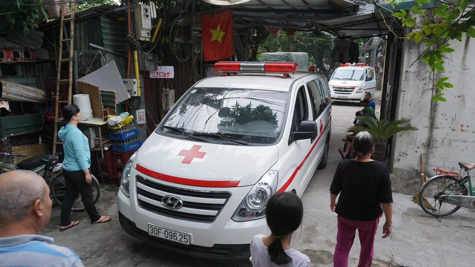 Nguyên nhân vụ cháy khiến 3 bà cháu tử vong thương tâm ở Hà Nội - Hình 1