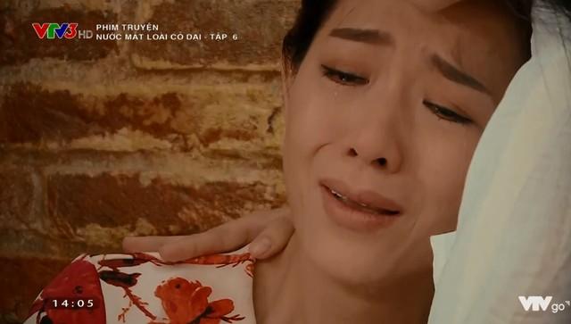 Nước mắt loài cỏ dại - Tập 6: Thảo khuyên mẹ nên về thăm bà ngoại cầu xin sự tha thứ - Hình 2