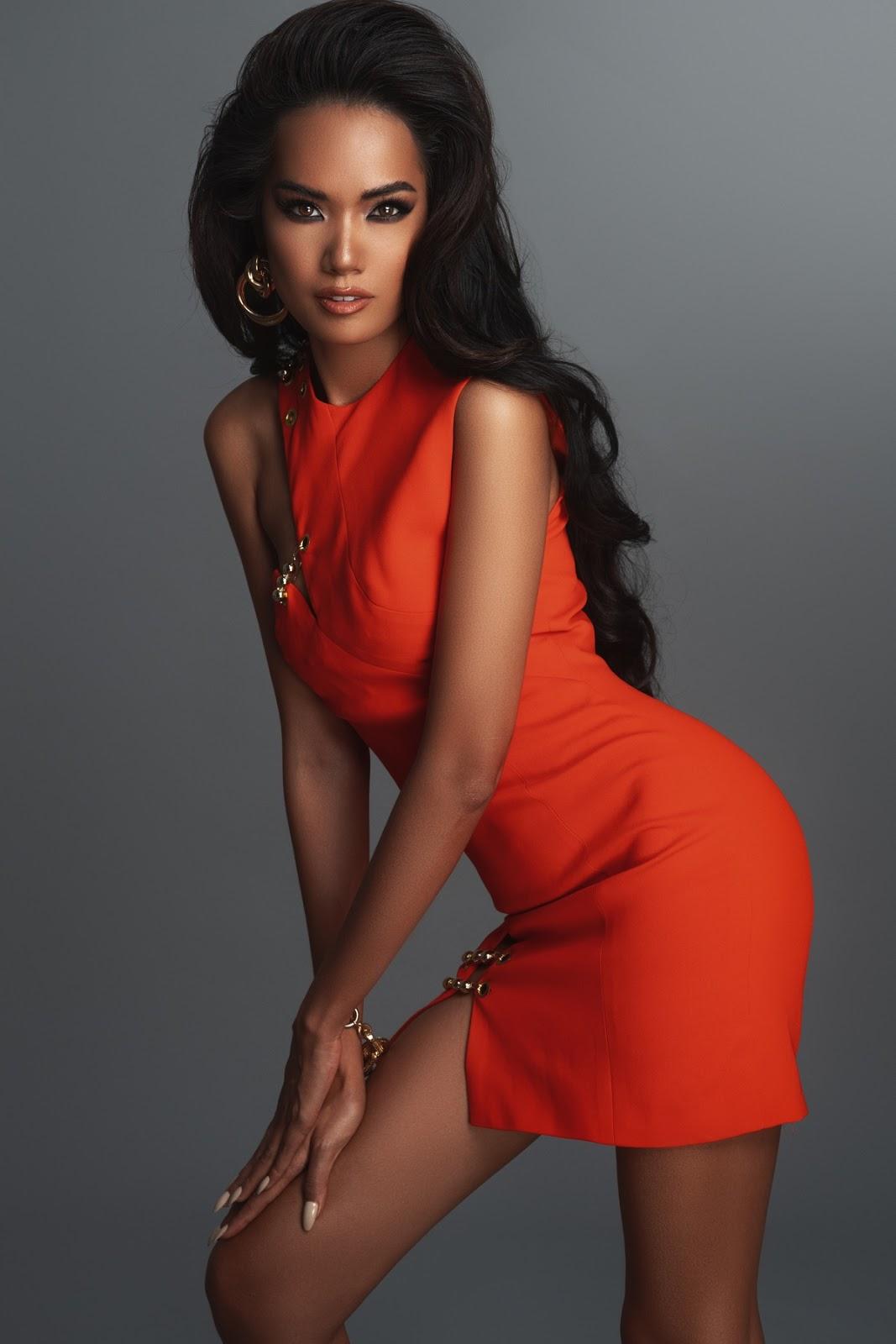 Ứng viên Hoa hậu Hoàn vũ Việt Nam 2019 - Hoàng Phương xuất thần trong hình ảnh mới - Hình 9